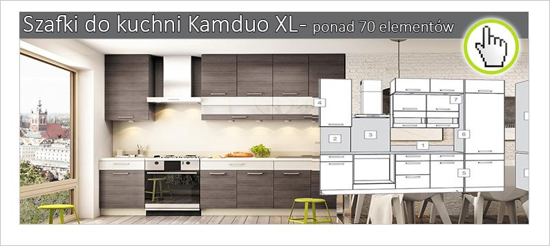 szafki kuchenne kamduo xl meble kam