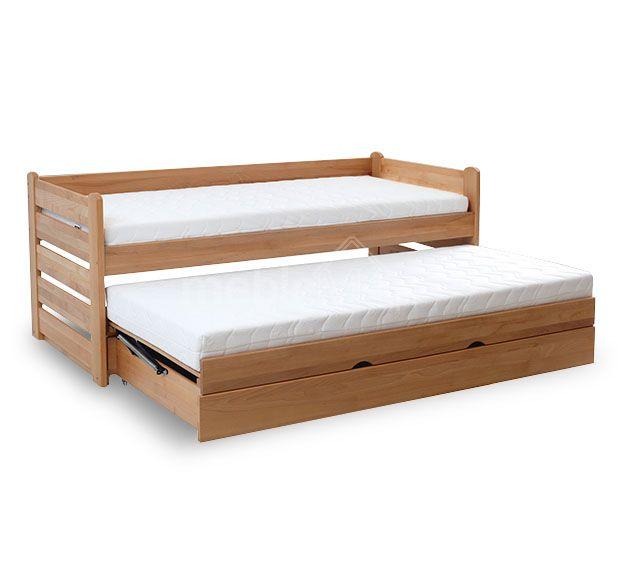 łóżko Młodzieżowe Wysuwane For 2 Plus 2 Osobowe