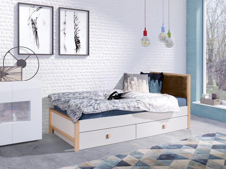 łóżko Młodzieżowe Zara Sklep Internetowy Meblem4