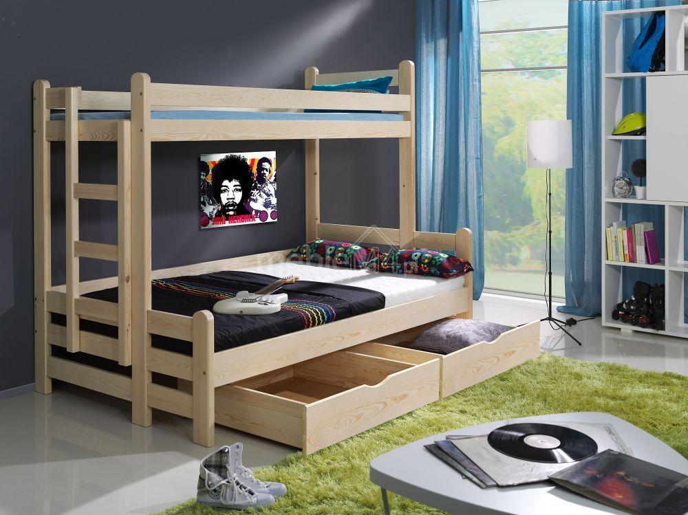 łóżko Piętrowe Beniamin 2 Sklep Internetowy Meblem4